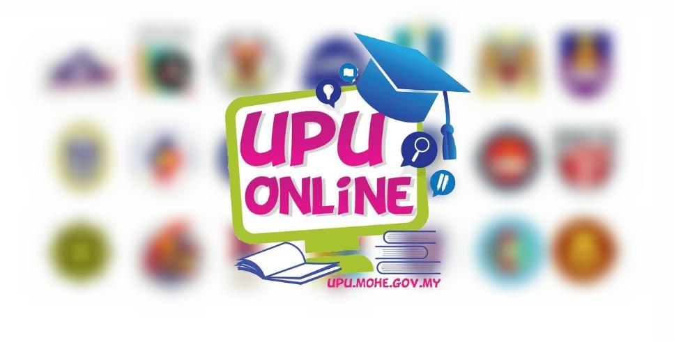 Permohonan UPU Sesi Akademik 2021/2022 Online Terkini