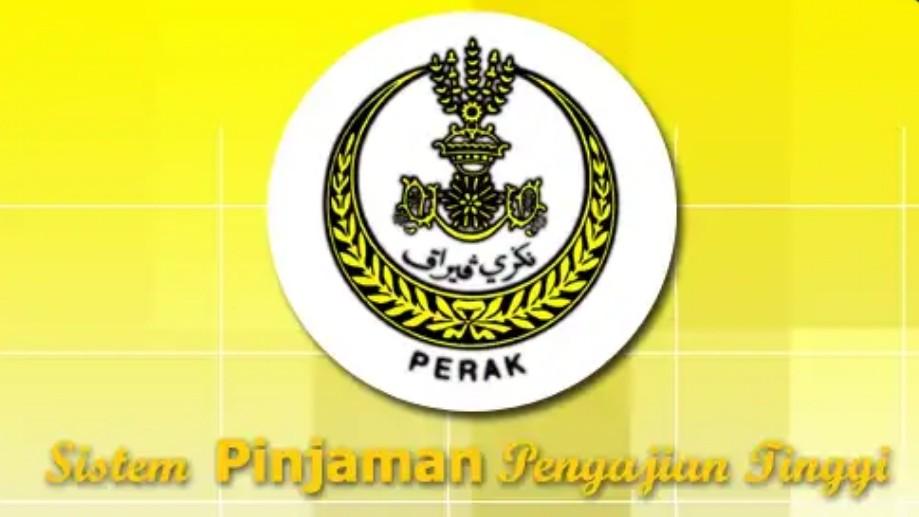 Permohonan Pinjaman Pengajian Tinggi Negeri Perak 2020/2021 Online