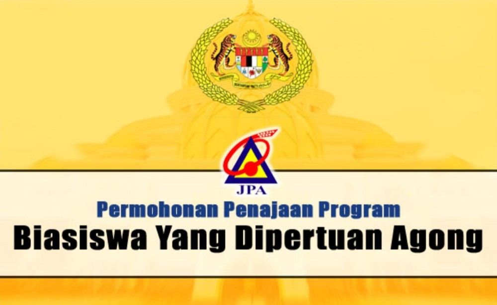 Permohonan Biasiswa Yang Di Pertuan Agong 2020/2021 JPA (BYDPA)