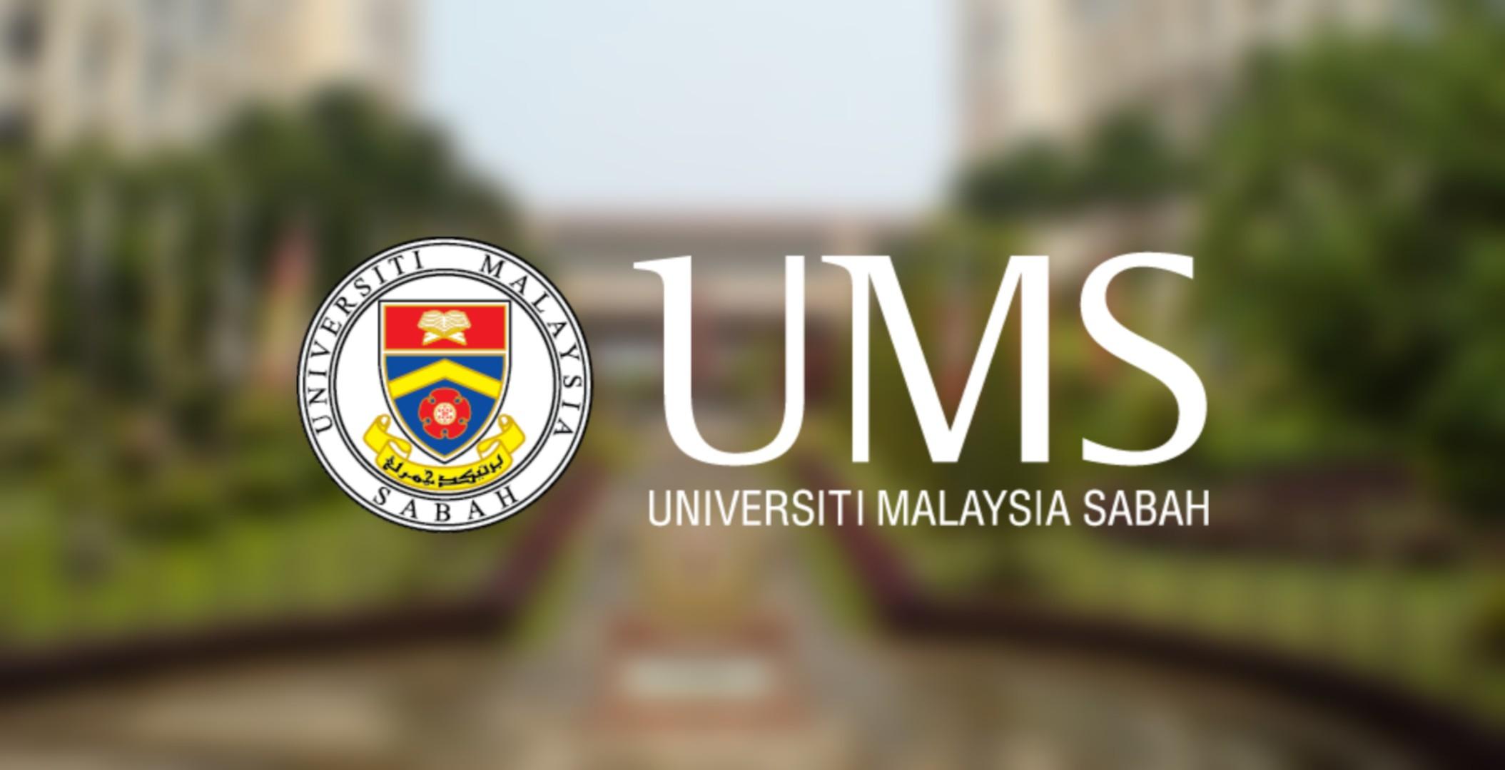 Permohonan UMS 2019 Online Universiti Malaysia Sabah