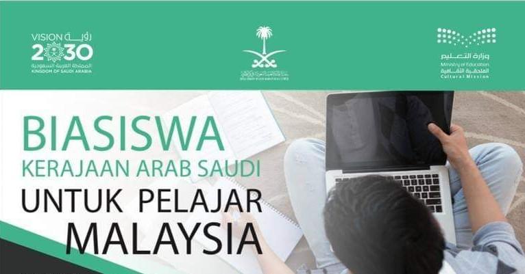 Permohonan Biasiswa Kerajaan Arab Saudi 2020