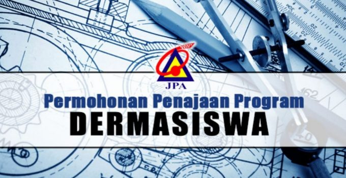 Permohonan Program Dermasiswa B40 2020 Biasiswa Jpa