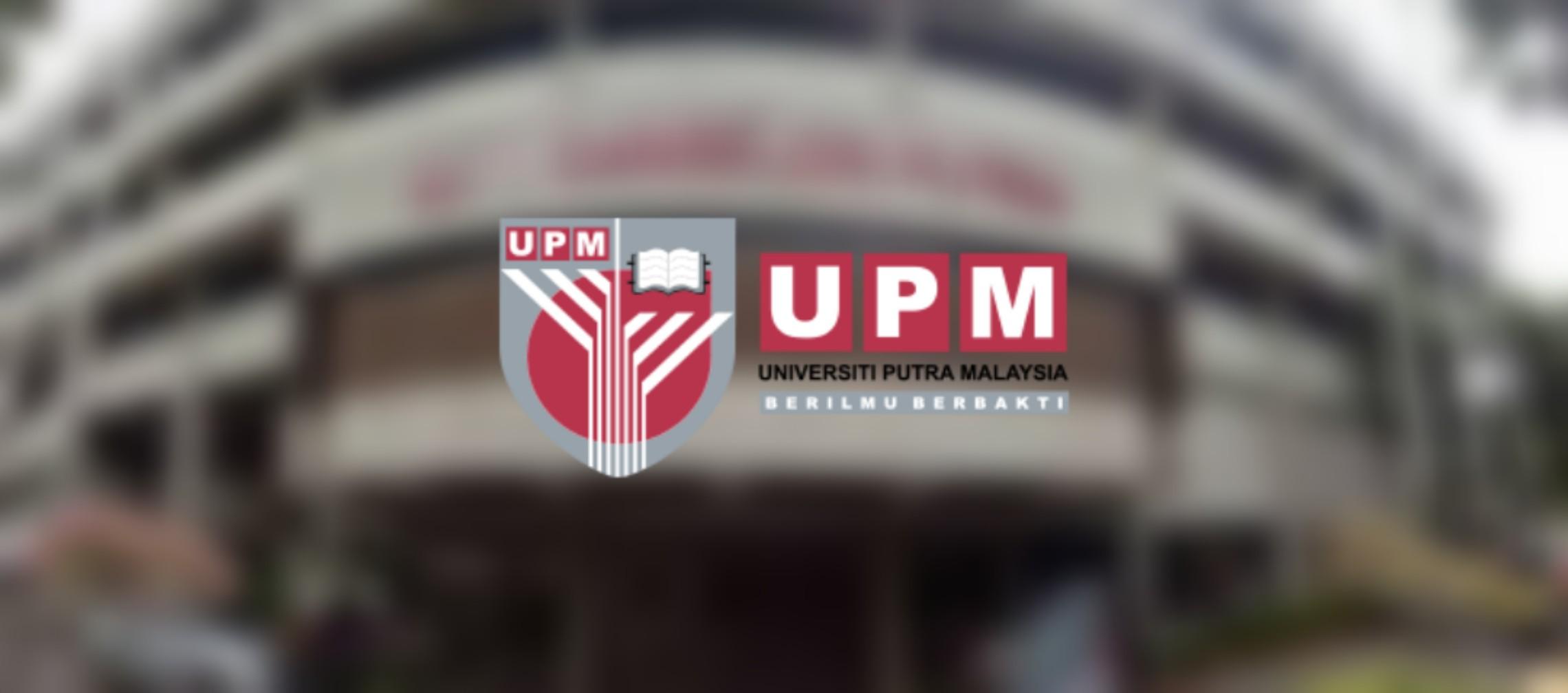 Syarat Kemasukan Upm 2020 Universiti Putra Malaysia
