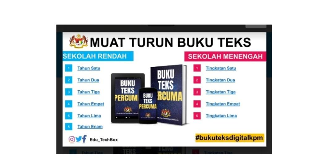Buku Teks Digital Bahasa Melayu Tingkatan 3
