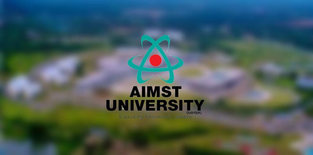 Permohonan Kemasukan AIMST University 2020 Online