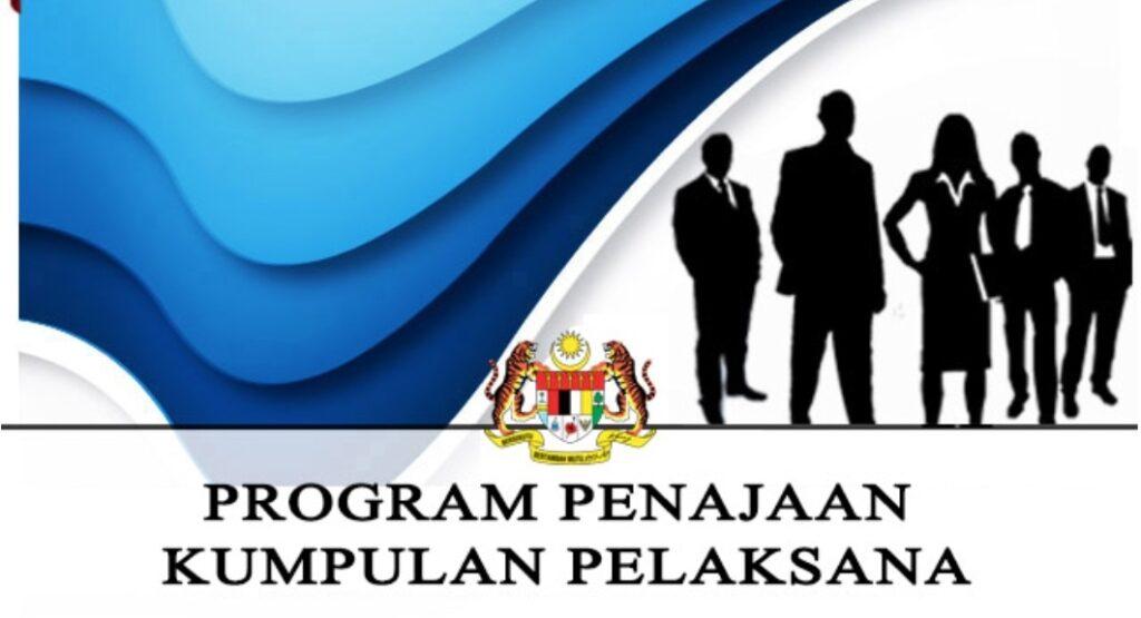 Permohonan Program Penajaan Kumpulan Pelaksana (PPKP) JPA 2021 Online